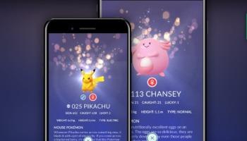 Pokémon Go: ¿Qué son los Lucky Pokemon?