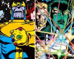 Todos los personajes que han usado el Guantelete del Infinito además de Thanos