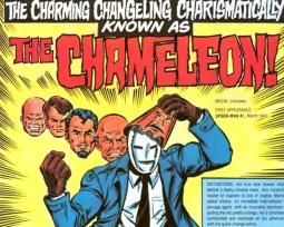 Quién se esconde tras la máscara de Chameleon, el primer villano de Spider-Man