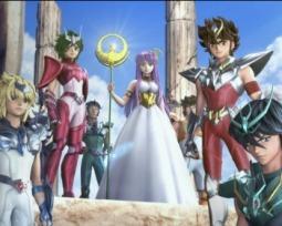 Saint Seiya: Caballeros del Zodíaco de Netflix es renovado para una segunda temporada