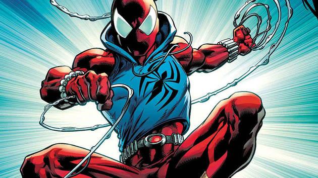 scarlet-spider