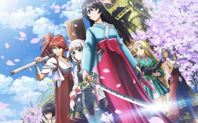 Shin Sakura Taisen Temporada 2