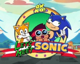 Sonic y K.O se conocen en un episodio especial de Cartoon Network (Video)