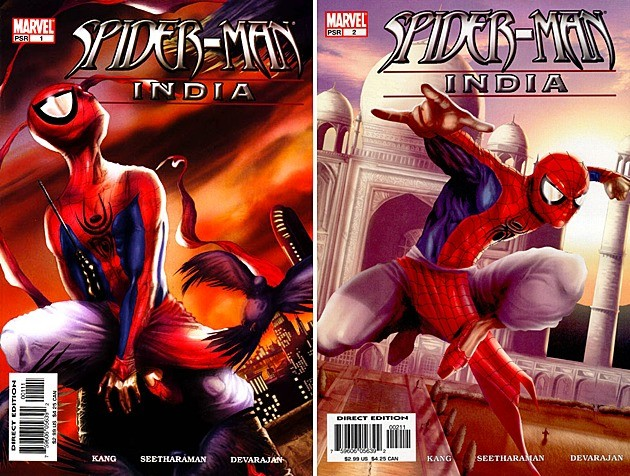 spiderman-india