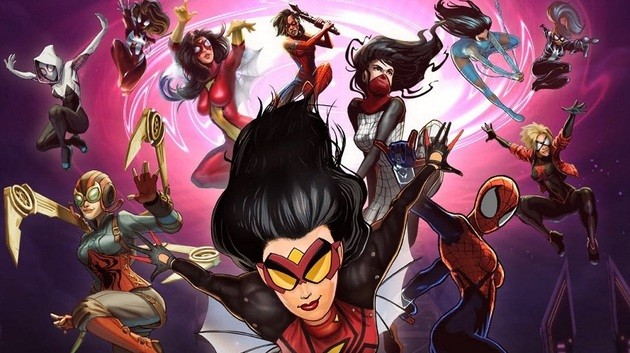 spiderwomen-marvel