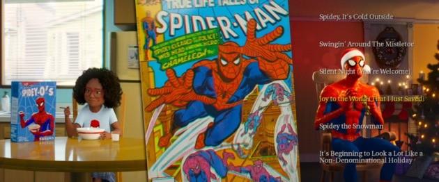 spidey-merchandising