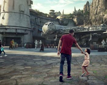 Star Wars | Disneyland publica un video de su nueva atracción: Galaxy's Edge