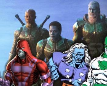 Starforce: todo sobre el equipo intergaláctico de Captain Marvel