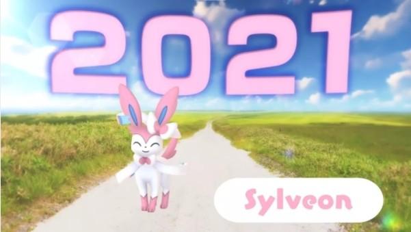 Evoluciones de Eevee Pokemon Go - Sylveon