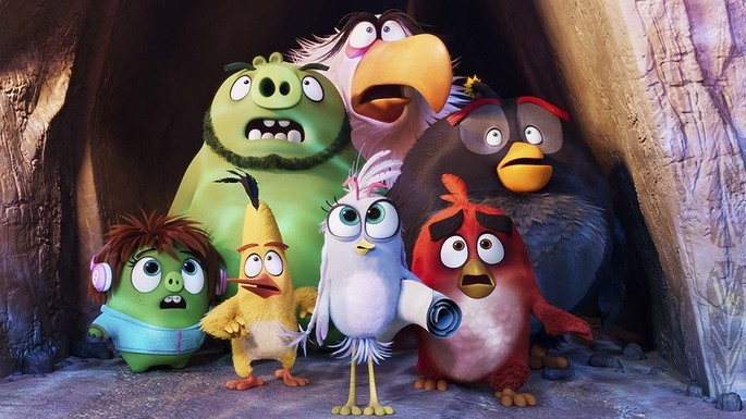 The Angry Birds Movie 2 Películas Infantiles