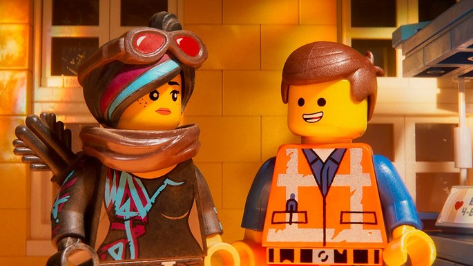 The LEGO Movie 2: The Second Part Películas Infantiles