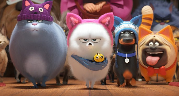 The Secret Life of Pets 2 Películas Infantiles