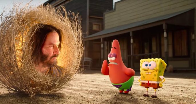 The Spongebob Movie: Sponge on the Run Películas Infantiles