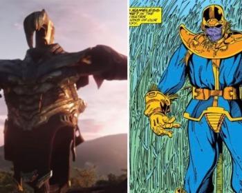 Todas las referencias y homenajes de Avengers: Endgame