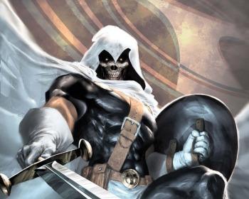 Todo lo que necesitas saber sobre Taskmaster, el villano de la película de Black Widow