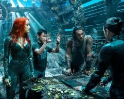Todo sobre Aquaman, la película sobre el rey de los mares de DC