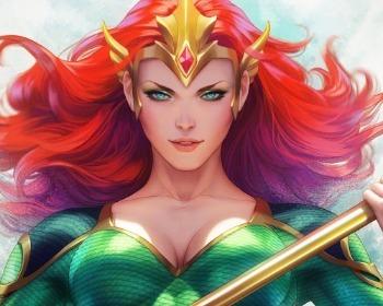 Todo sobre Mera, mucho más que la novia de Aquaman