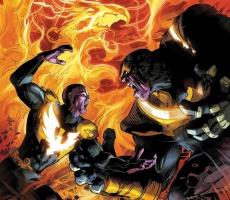 Todos los anfitriones de la Fuerza Fénix, el ente cósmico de destrucción del Universo Marvel