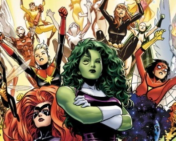 Las 21 superheroínas más poderosas de los cómics