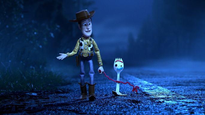 Toy Story 4 Películas Infantiles