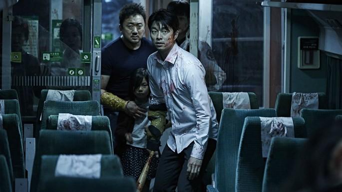 Train to Busan Películas Terror Netflix