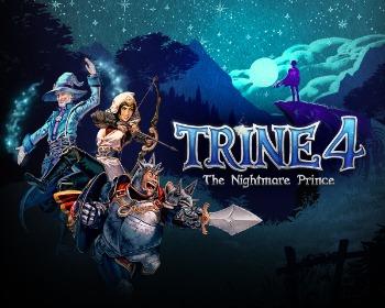 Trine 4: The Nightmare Prince | ¡Trailer revela la fecha de lanzamiento!