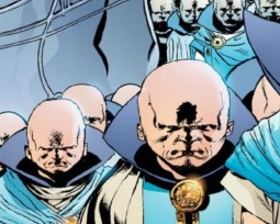 Uatu, el cronista oficial del Universo Marvel