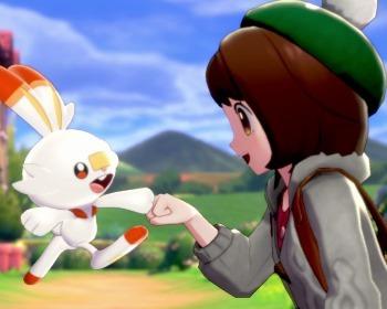 ¡Un nuevo vistazo a Galar! Tenemos preview nuevo de Pokémon Espada/Escudo