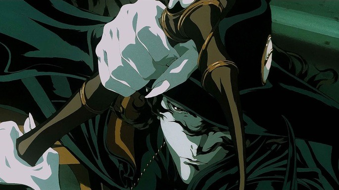 Vampire Hunter D Peliculas Anime