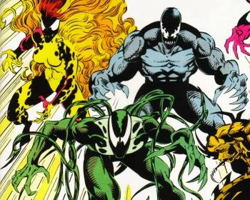 Venom: conoce a (casi) todos los simbiontes del Universo Marvel