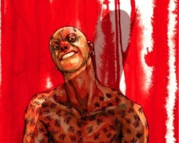 Victor Zsasz: el peligroso asesino en serie de Birds of Prey