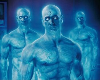 Watchmen | Conoce a Dr. Manhattan, el ser más poderoso del universo