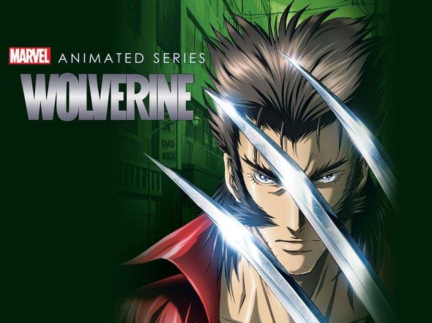 wolverine-anime