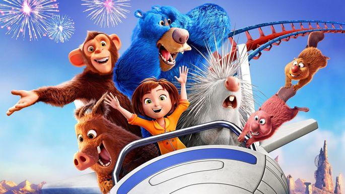 Wonder Park Películas Infantiles