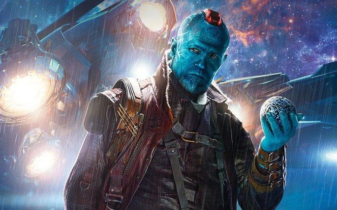 Yondu Guardianes de la Galaxia